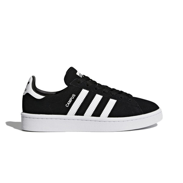 Adidas Original Campus Black - White