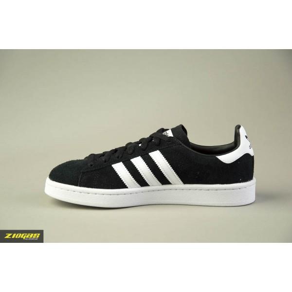 Adidas Originals Campus Black - White