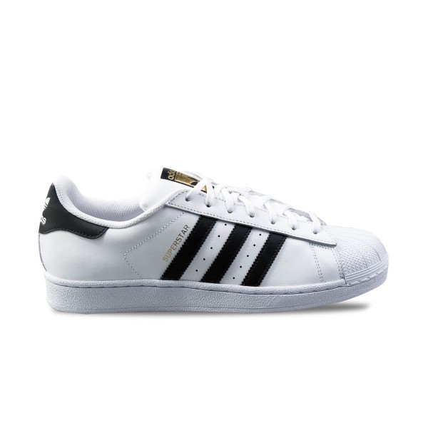 Adidas Original Superstar White - Black