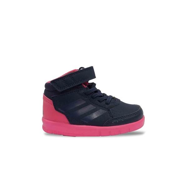 Adidas AltaSport Mid Blue - Pink