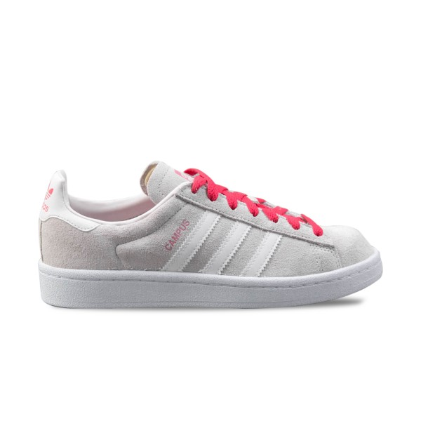 Adidas Original Campus Grey - Red