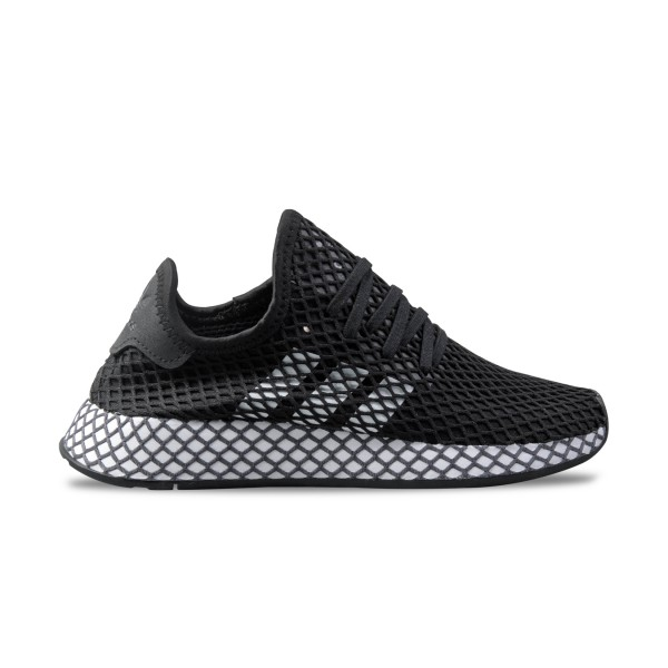 Adidas Originals Deerupt Runner J Βlack - White