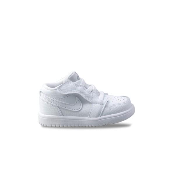 Jordan 1 Low White