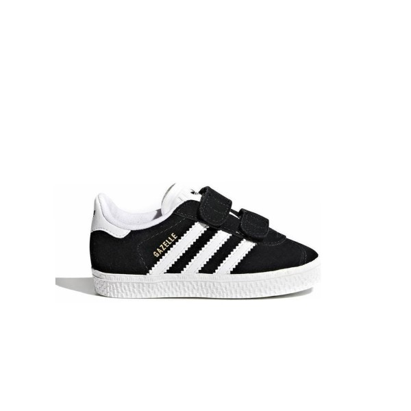 Adidas Originals Gazelle I Black - White