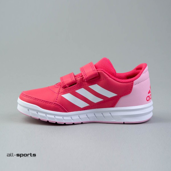 Adidas Altasport K Pink - White