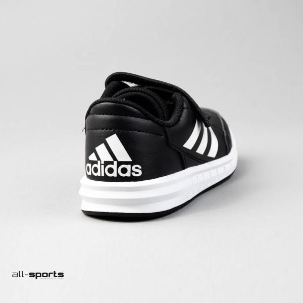 Adidas Altasport K Black - White