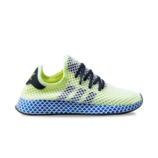 Adidas Originals Deerupt Runner Lime - Blue