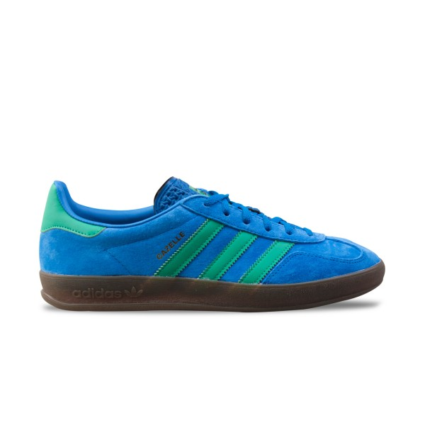 Adidas Originals Gazelle Indoor Blue - Green