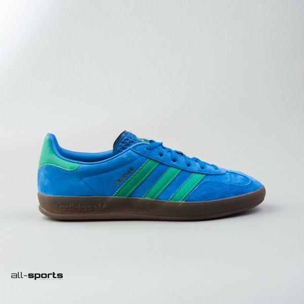 Adidas Originals Gazelle Indoor Blue - Green