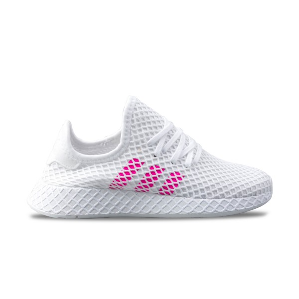 Adidas Originals Deerupt Runner White - Pink