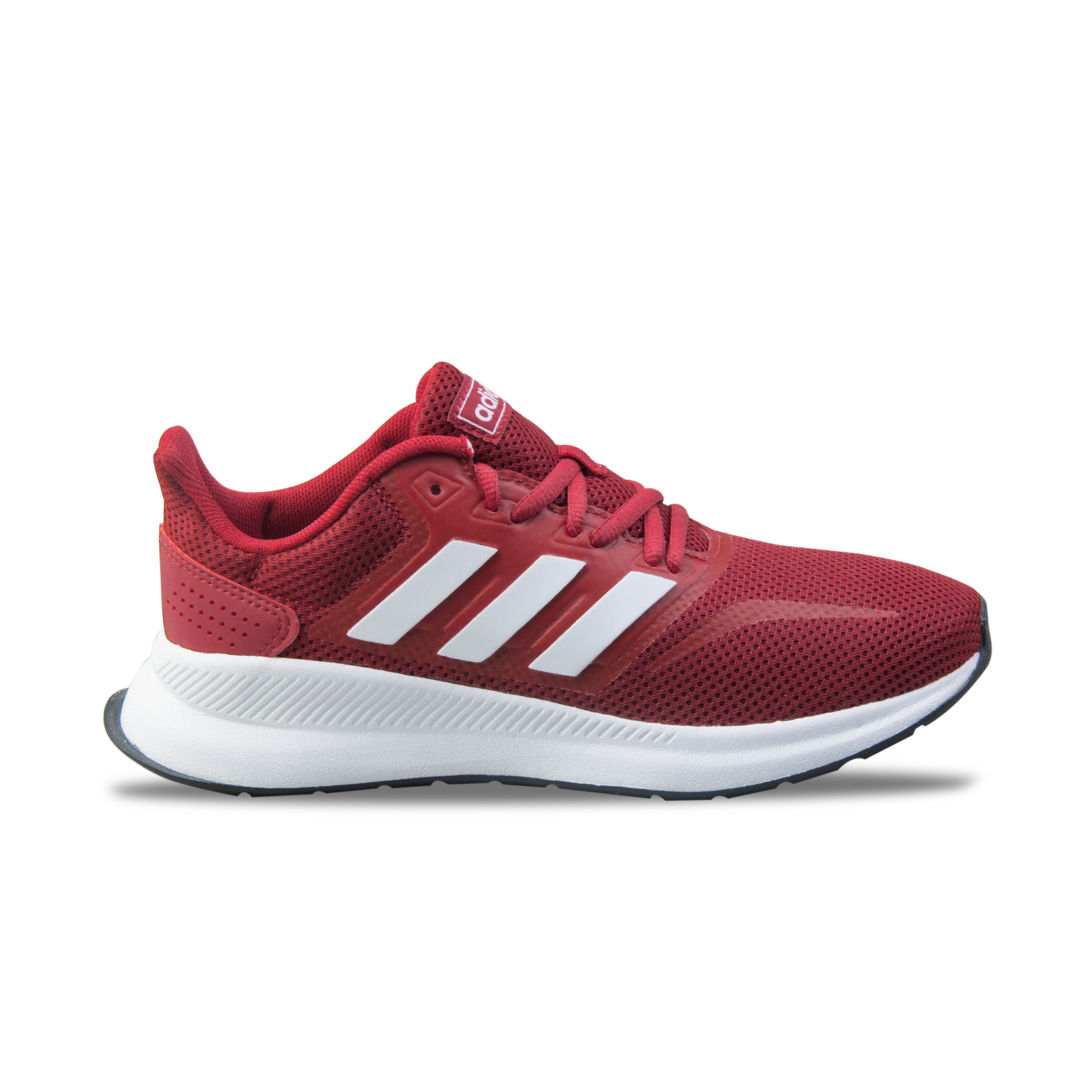 Adidas Runfalcon J Maroon