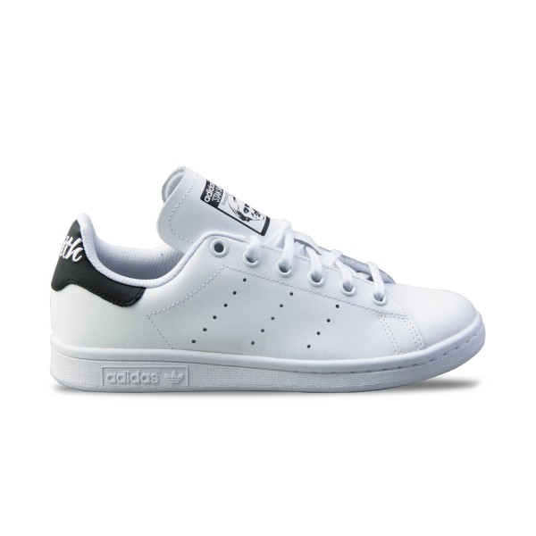 Adidas Originals Stan Smith J White - Black