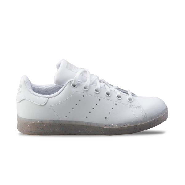 Adidas Originals Stan Smith J White - Grey One