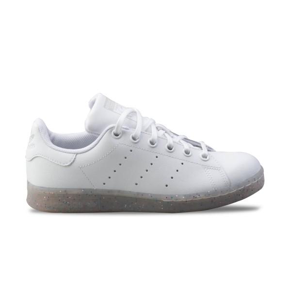 Adidas Originals Stan Smith J White - Grey One