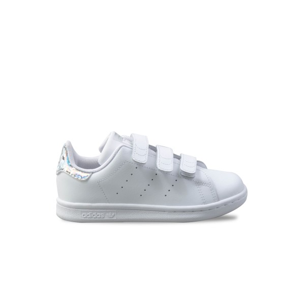 Adidas Originals Stan Smith K White - Holographic