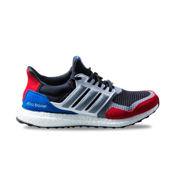 Adidas Ultraboost Black - Red -Blue