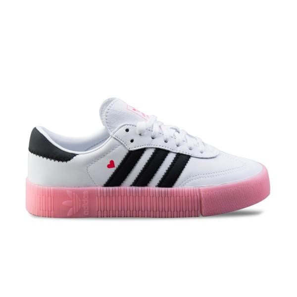 Adidas Originals Sambarose White - Pink