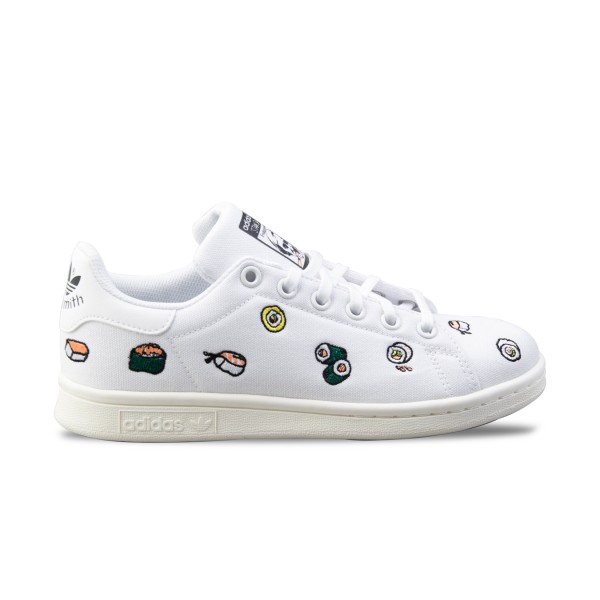Adidas Originals Stan Smith J Sushi White