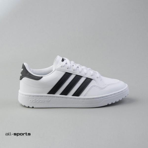 Adidas Originals Team Court J White - Black
