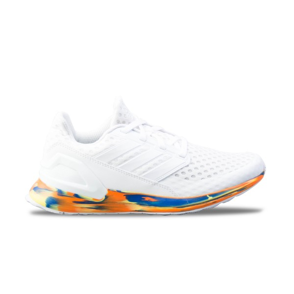 Adidas RapidaRun Foundation J White