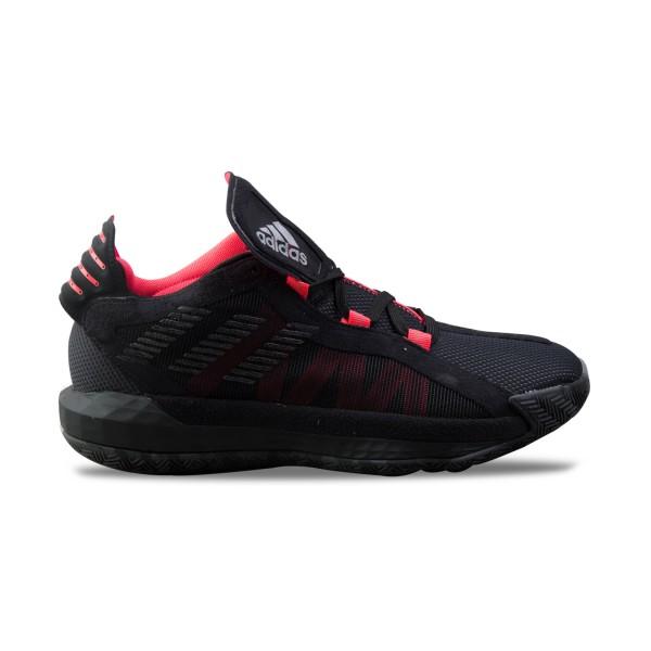 Adidas Dame 6 Black - Pink
