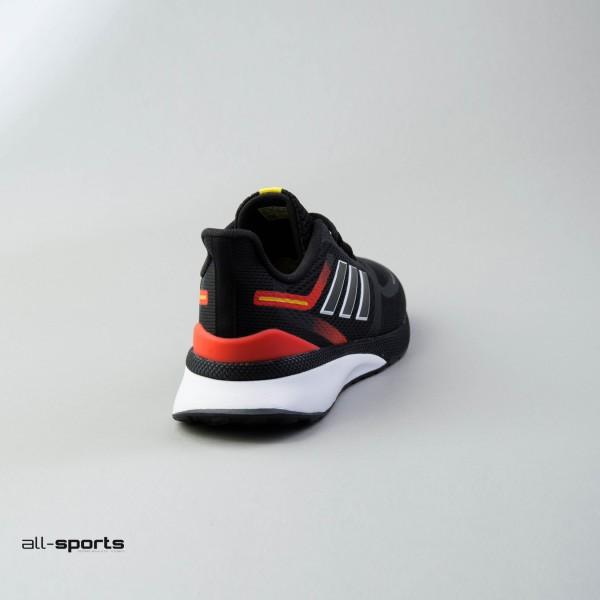 Adidas Super Nova Run Black - Orange
