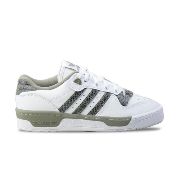 Adidas Originals Rivarly Low Λευκο - Λαδι