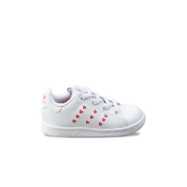 Adidas Originals Stan Smith White - Heart