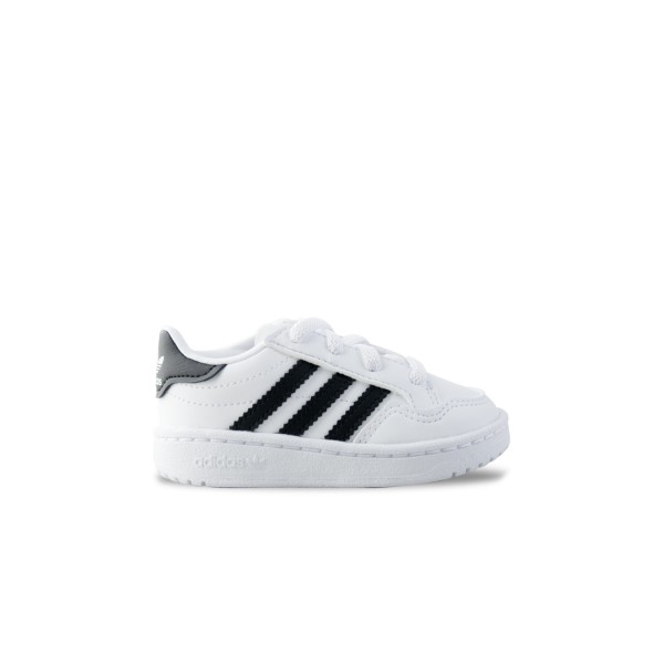 Adidas Originals TeamCourt El I White