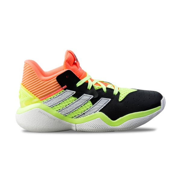 Adidas Harden Stepback  Black - Green - Coral