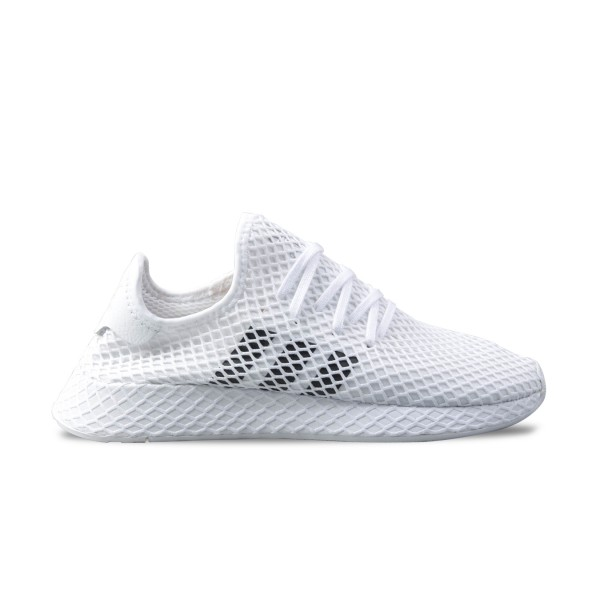 Adidas Originals Deerupt Runner J White