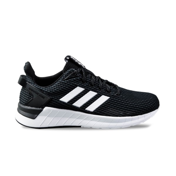 Adidas Questar Ride Black - White