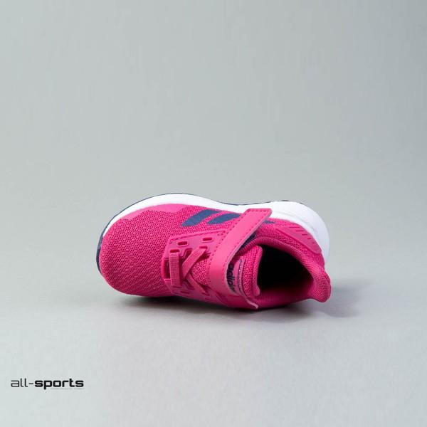 Adidas Duramo 9 Pink - Blue