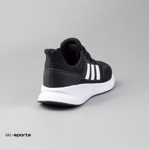 Adidas Runfalcon Black - White