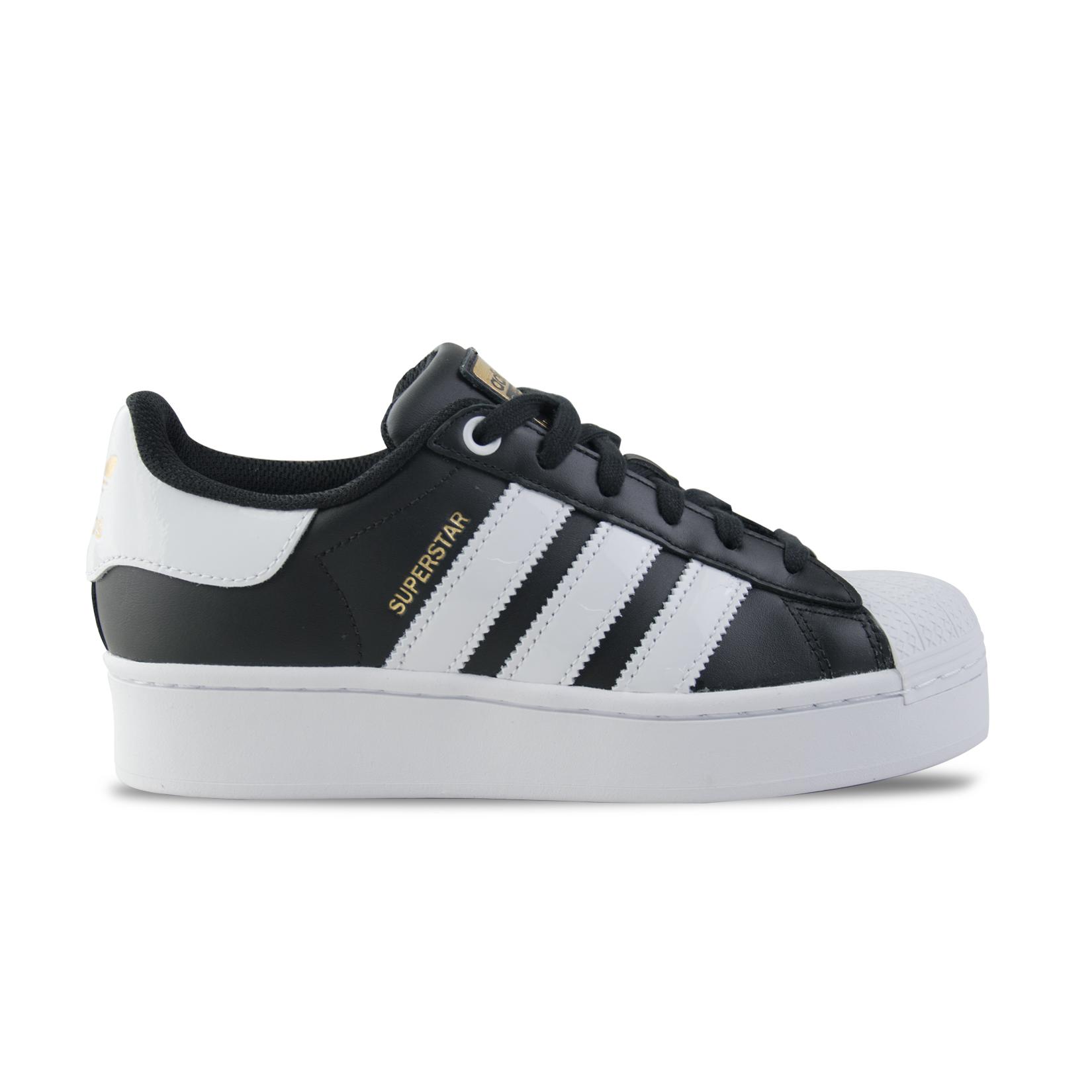 Adidas Originals Superstar Bold Black