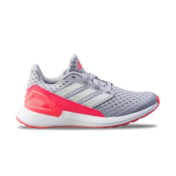 Adidas RapidaRun J Grey - Pink