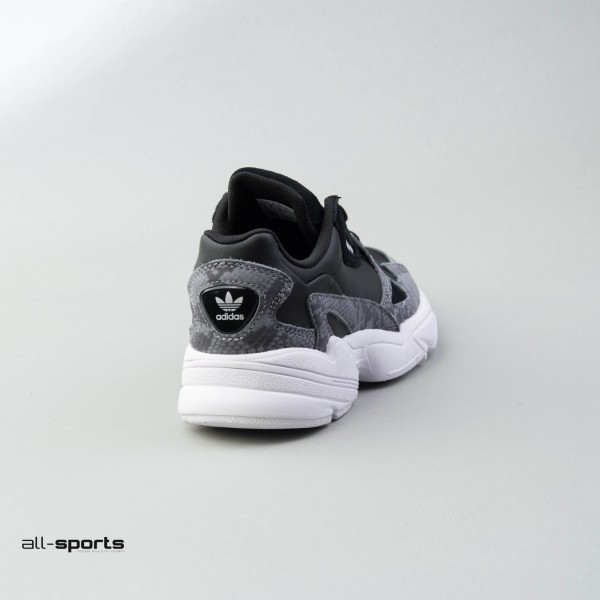 Adidas Originals Falcon W Black - Carbon
