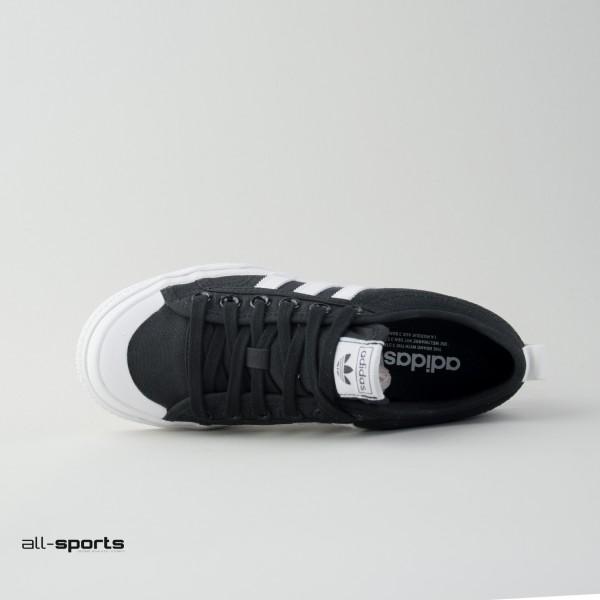 Adidas Originals Nizza Platform Black