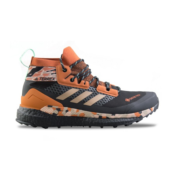 Adidas Terrex Free Hiker Gtx Orange - Black