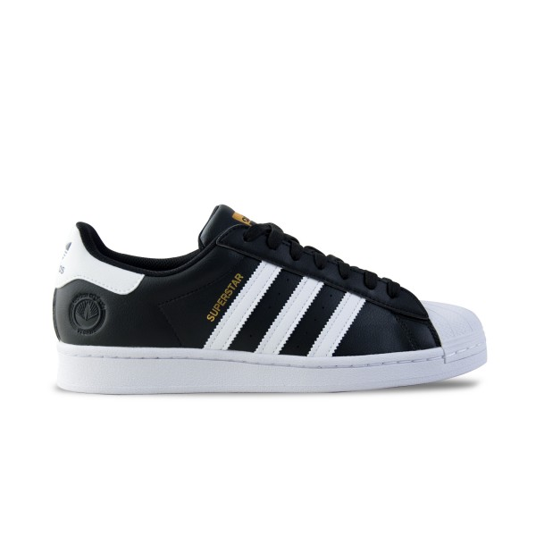 Adidas Originals Superstar Vegan Black