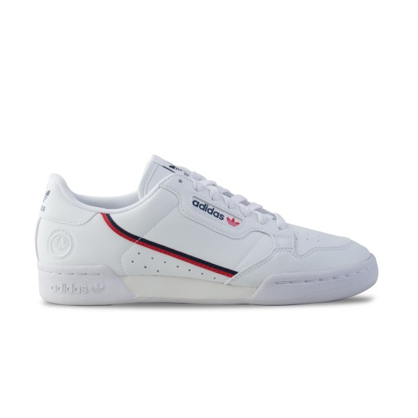 Adidas Originals Continental 80 Vegan White