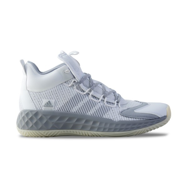 Adidas Pro Boost Mid White