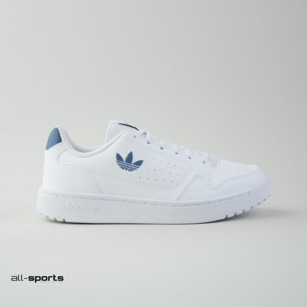Adidas Originals NY 90 J White - Blue