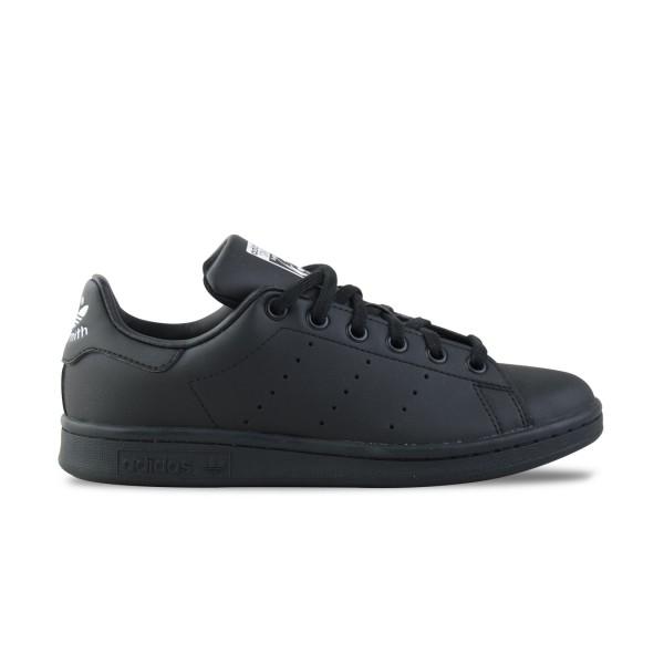 Adidas Originals Stan Smith J Primegreen Μαυρο