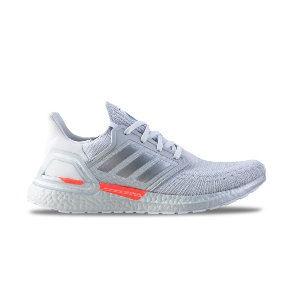 Adidas Ultraboost 20 DNA Space Race Silver