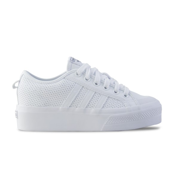 Adidas Originals Nizza Platform White