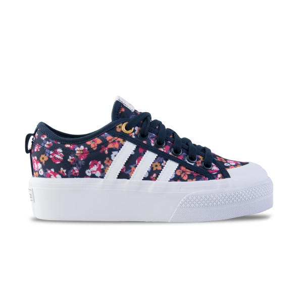 Adidas Originals Nizza Platform Floral