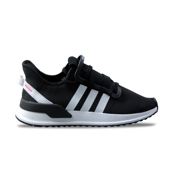 Adidas Original U Path Run Βlack - White