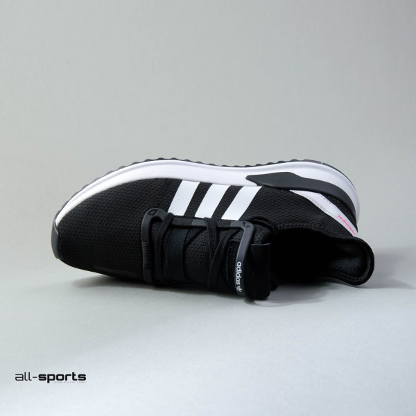 Adidas Original U Path Run Βlack - White