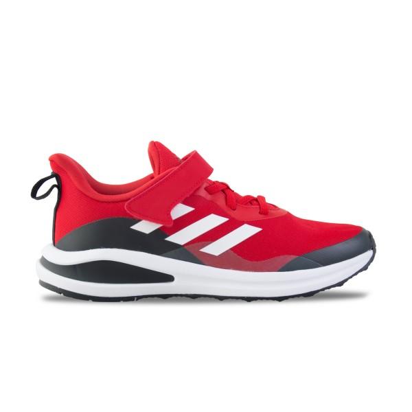 Adidas Fortarun Elastin Lace Top Κοκκινο